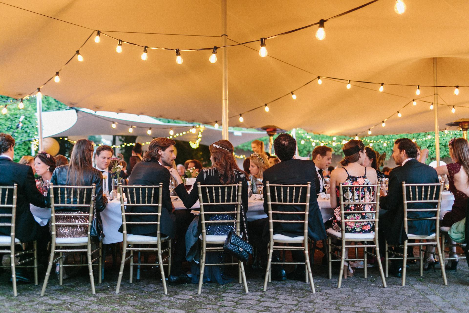 Nordic Stretch Tents - Bröllopstält Halmstad