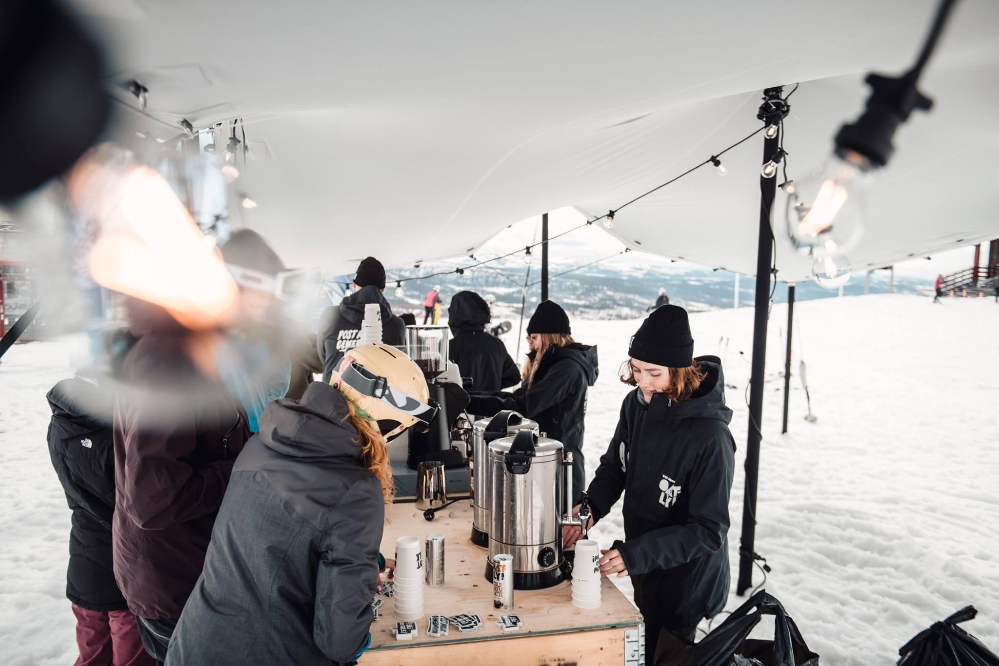 Nordic Stretch Tents - Uthyrning evenemangstält