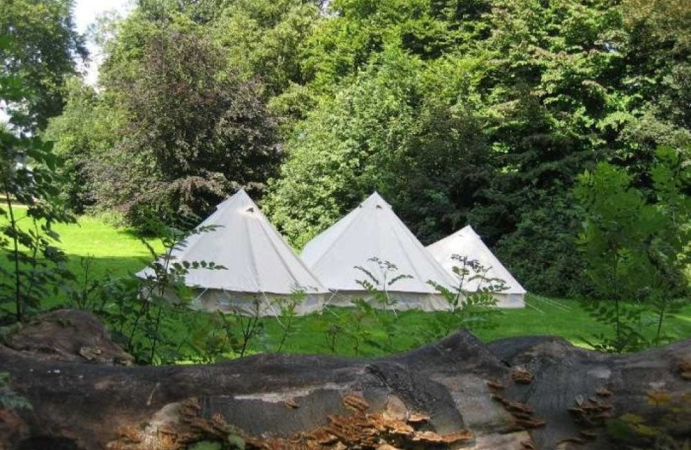 Nordic Stretch Tents - Glamping Tent